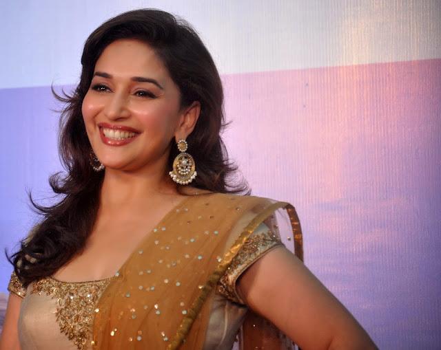 Madhuri Dixit Beautiful Sanofi Indias Diabetes Awareness -5870