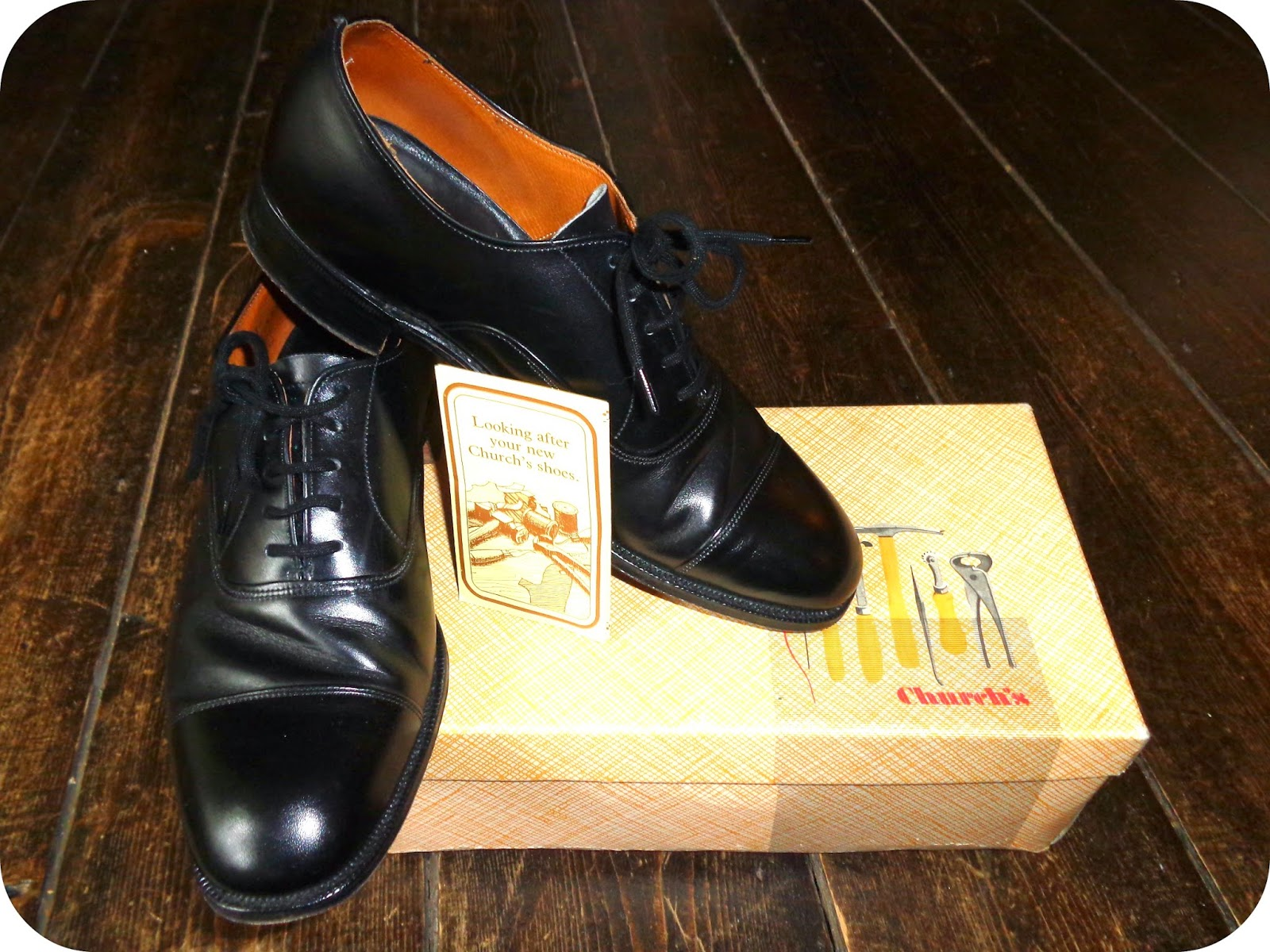 Repairing Crockett And Jones Shoes