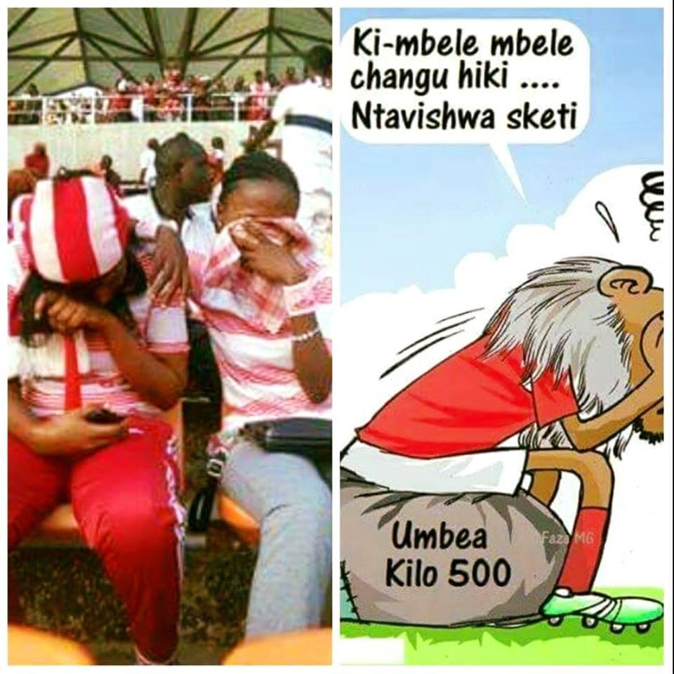 Mashabiki wa  Simba SC