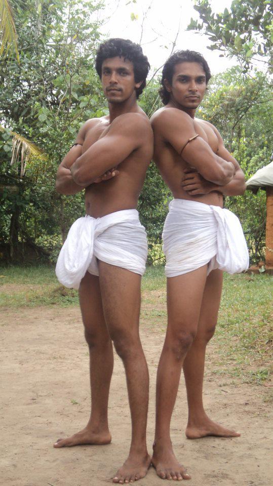 nude ghanaian men