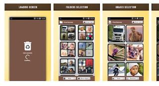 cara mengembalikan data menggunakan aplikasi Deleted Photo Recovery
