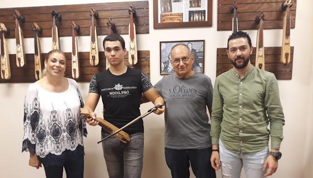 Πτολεμαΐδα: Από το Ισραήλ για μία Ποντιακή λύρα