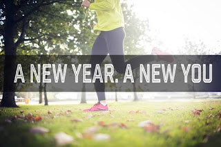New Year New You - 3 Stategies to Reach Fitness Goals