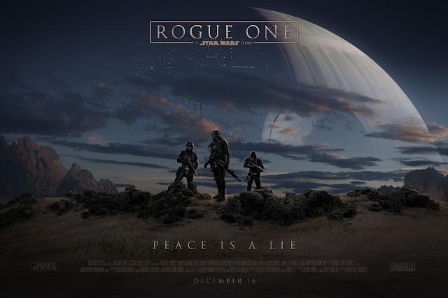 posterul filmului Rogue One