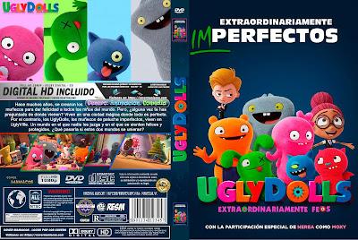 UGLYDOLLS: EXTRAORDINARIAMENTE FEOS - UGLYDOLLS - 2019
