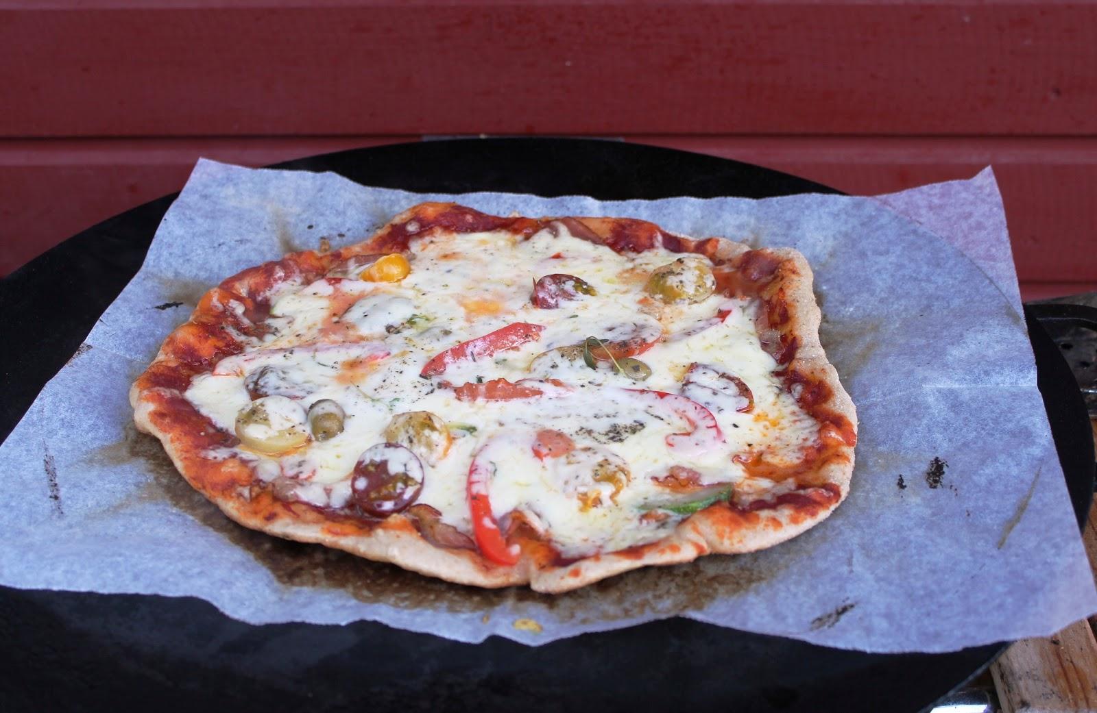 Pizza Täytteet