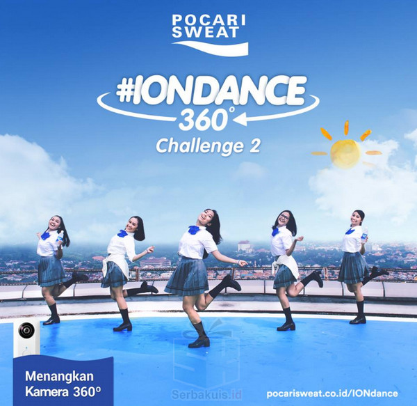 ION Dance Challenge