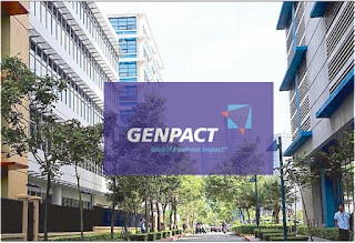 Genpact Exclusive Walkin for Freshers On 21st to 23rd Mar 2017