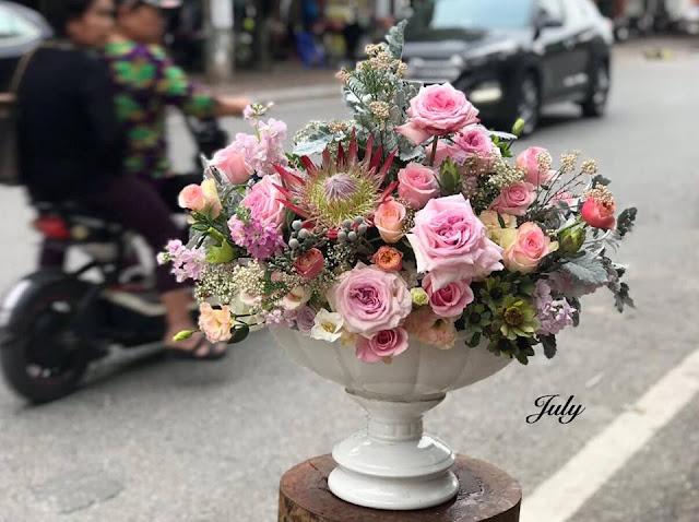 hoa sinh nhat cam binh su cao cap