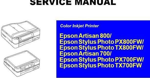 epson artisan 800 service manual printer and service manual rh printer1 blogspot com Epson 800 Ink Series Epson 800 Series
