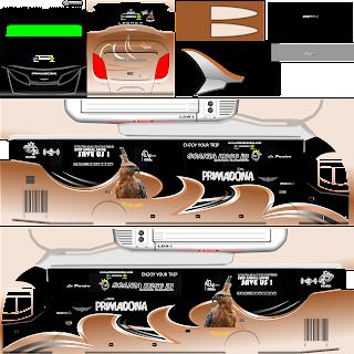 Download Livery Bus Sr2 Primadona Slang
