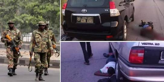 Tension In Kaduna; Kidnapped Traditional Ruler Murdered, Govt. Reinstates 24hrs Curfew