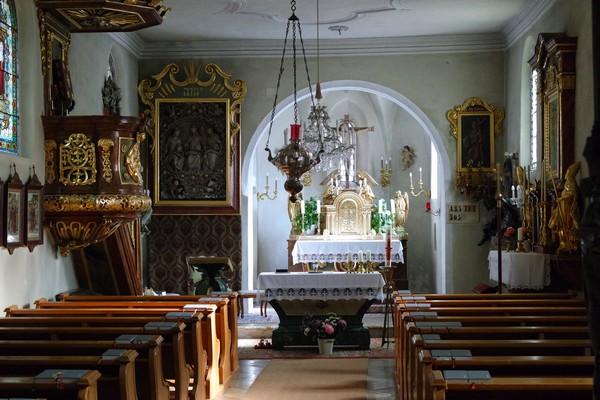 baden bei wien helenental kirche église