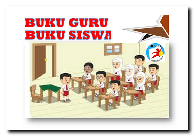 Buku Guru dan Siswa Kurikulum 2013 Kelas 1 dan 4