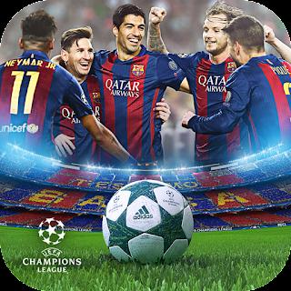 Pro Evolution Soccer 2017 v1.2.2 Mod Apk Data