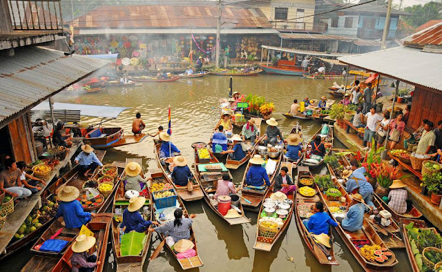 5-floating-market-of-bangkok