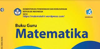 Buku Kelas 12 Kurikulum 2013 Revisi 2018 Mapel MAtematika