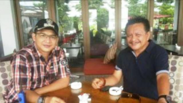 Pasha Ungu Berjanji Hadiri FPSL Di Kota Bitung