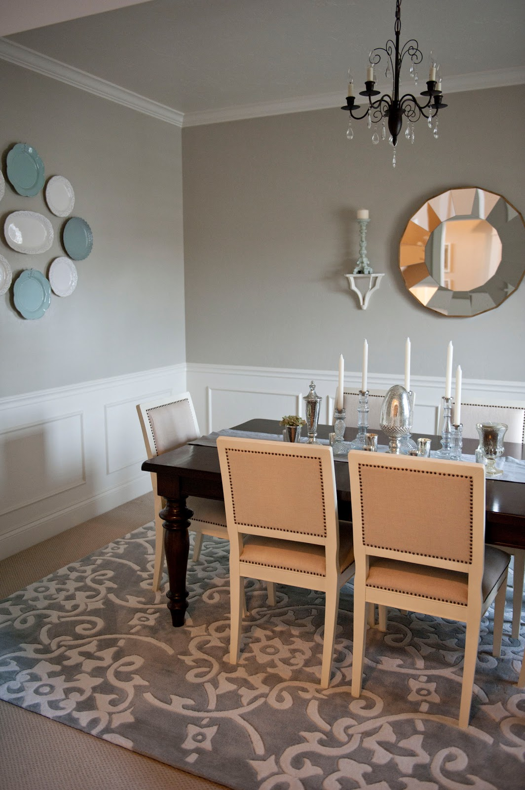 Sita Montgomery Interiors: Sita Montgomery Interiors: Paint Colors In My Home