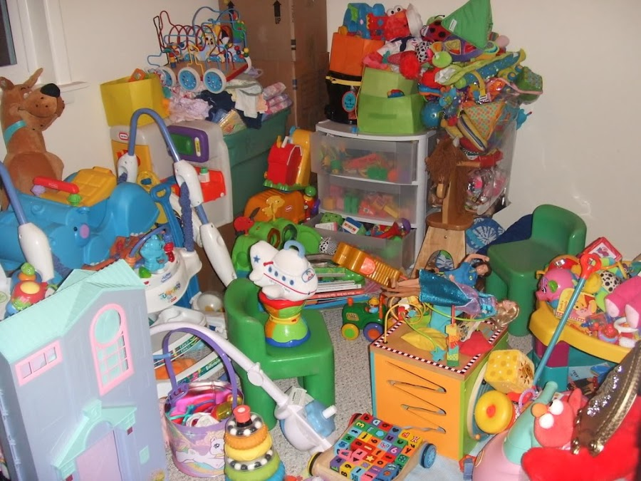 Truco: haz una foto del espacio que quieres organizar