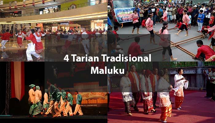 Inilah 4 Tarian Tradisional Dari Maluku Dan Penjelasannya