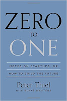 Zero to One by Peter Thiel