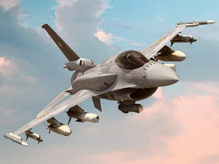 F-16 Block 70 Viper