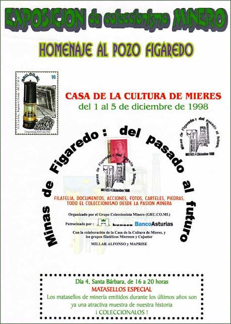 Cartel de la exposición de Grucomi del Pozo Figaredo