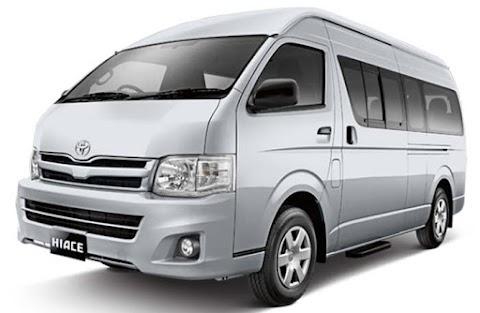 Rental Mobil Toyota Hiace di Bali