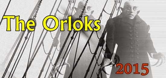 The Bloody Pit of Horror: The 2015 Orloks - 1921 Results