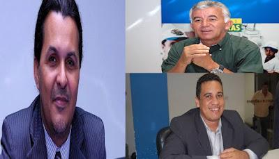 Radiovaldo Costa, Paulo Cezar e Luciano Sérgio são nomes que podem representar Alagoinhas na ALBA