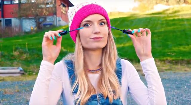 Coloured Mascara