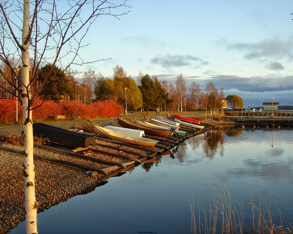 Beautiful Landscapes from (Finland)   Know Rare