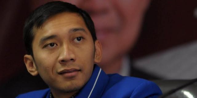 Biasa Jarang Omong, Tiba-tiba Ibas Yudhoyono Komentar Begini Tanggapi Kasus Setya Novanto dan DPR