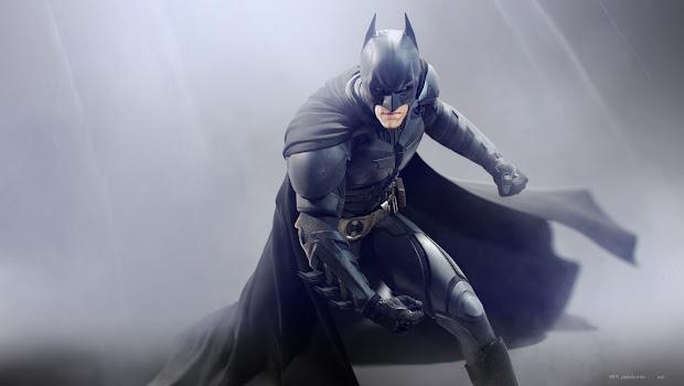 Dark Knight Rises - Characters Cg Daily