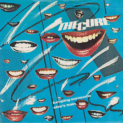 The Cure, Jumping Someone Else's Train, EP cover
