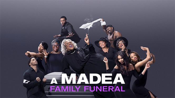 Un loco funeral (2019) Web-DL 720p Latino-Ingles