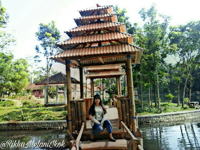 Tempat pariwisata Situ Janawi Majalengka