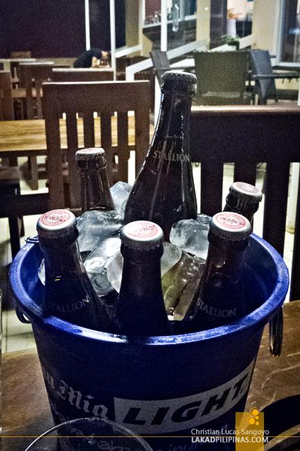 Jaytee's Filipino  Cuisine Tagaytay Beer