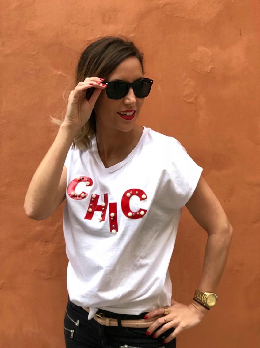 Fitness And Chicness-Vestido Camiseta Chic Vestido y Tacon-7