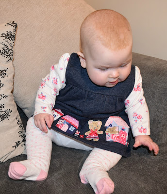 George At Asda Baby Girls Clothing