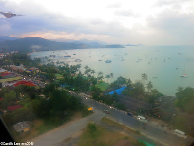 Koh Samui, Thailand daily weather update; 19th February, 2016