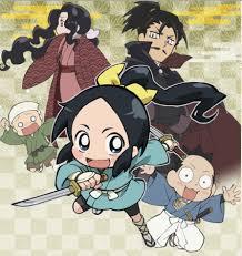 Nobunaga no Shinobi: Ise Kanegasaki-hen 8 sub español online