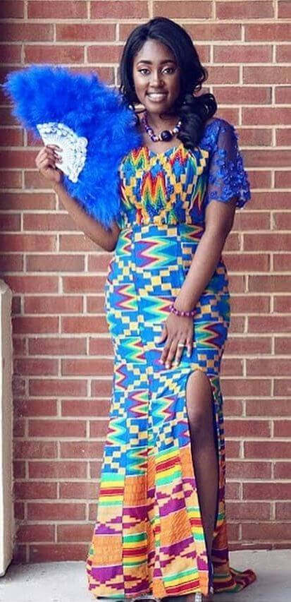 25 Best Ghanaian Kente Styles 2018 To Choose Your Designs