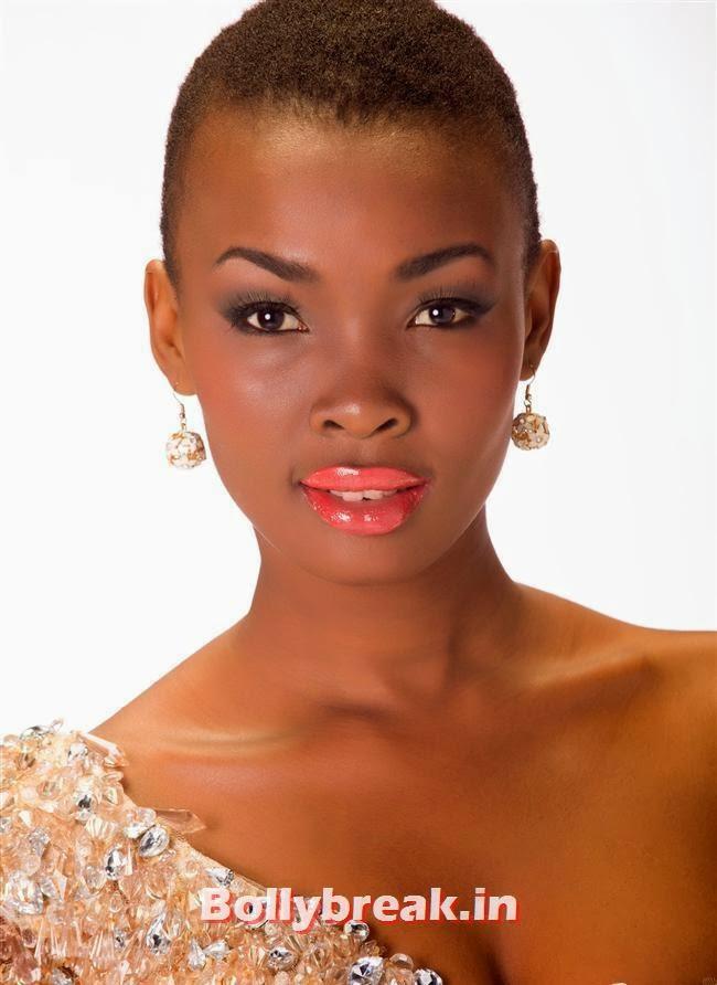 Miss Tanzania, Miss Universe 2013 Contestant Pics