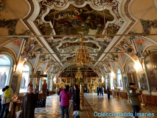 Visita a Sergiev Posad
