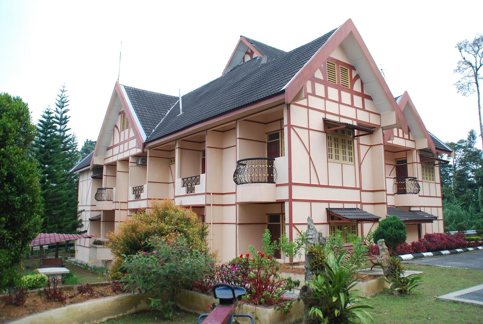 Rumah Peranginan Persekutuan Fraser 9 Rumah Zee
