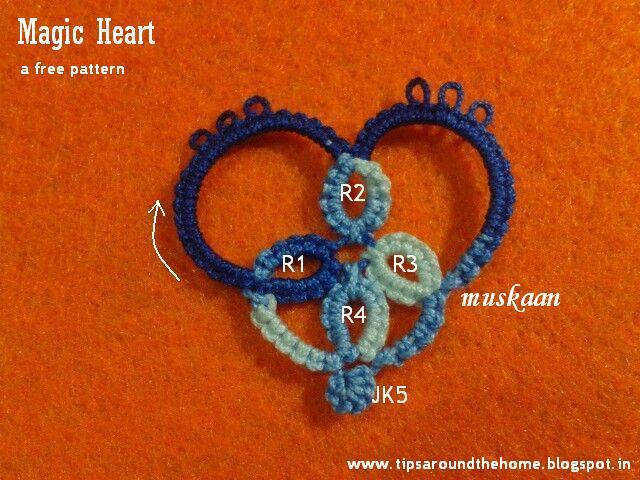 muskaan's T*I*P*S: Two Rakhi Bracelet Patterns