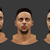Stephen Curry Cyberface 2K17 Version [FOR 2K14]
