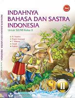 Download Buku BSE Indahnya Bahasa Dan Sastra Indonesia Untuk SD Atau MI Kelas 2